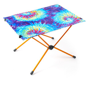 Helinox Table One Hard Top L, tie dye/orange